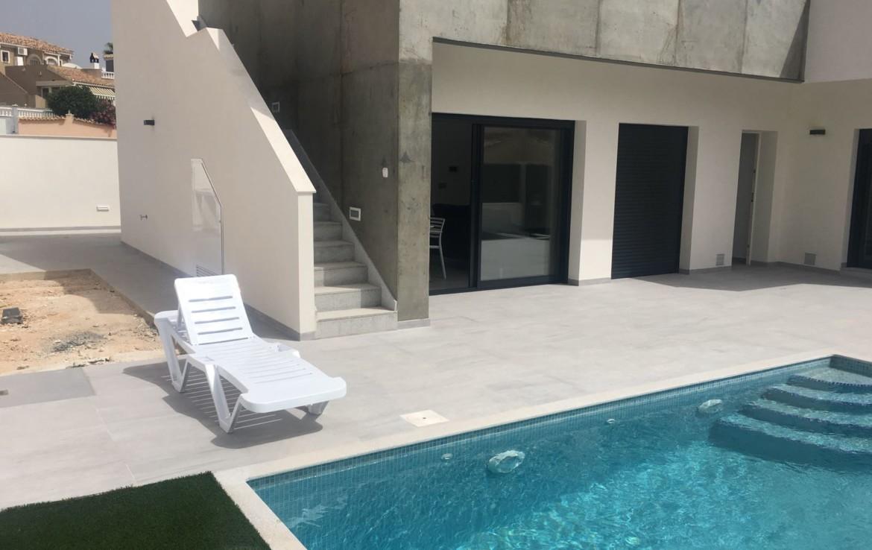 freistehende Villa in Pinar de Campoverde