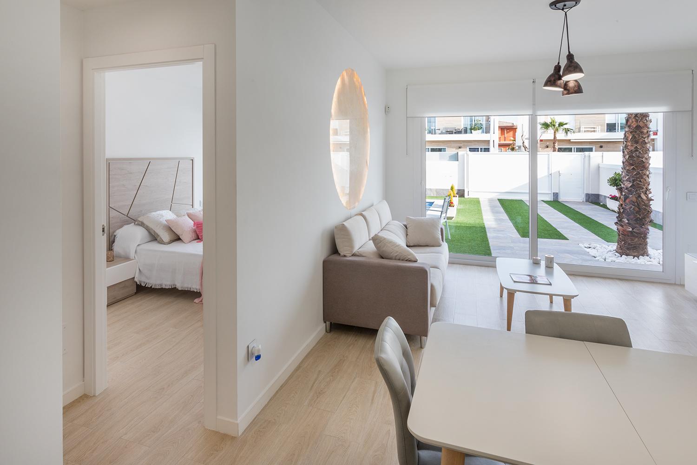Zimmer im EG Einfamilienhaus San Pedro del Pinatar