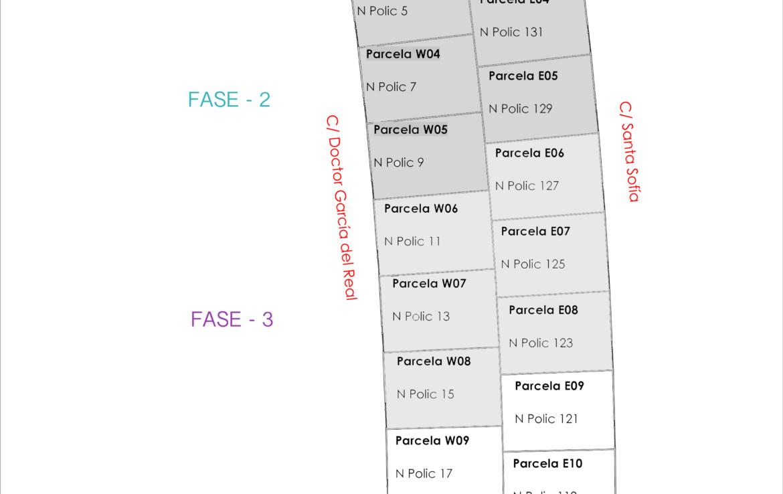 Parzellenplan