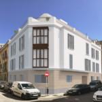 neues Wohngebäude in Palma de Mallorca